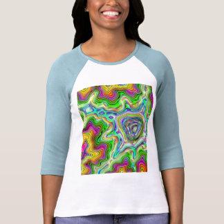 Extravagance Tie Dye Ladies Shirt