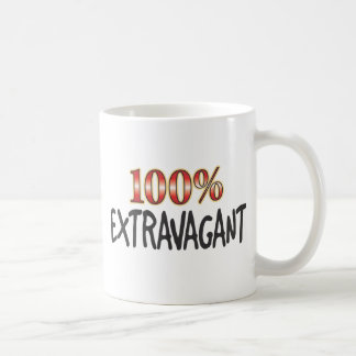Extravagant 100 Percent Mug