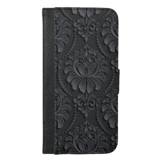 Extravagant black Flower Design