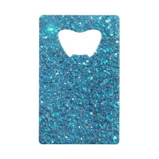 Extravagant Blue Glitter Shine