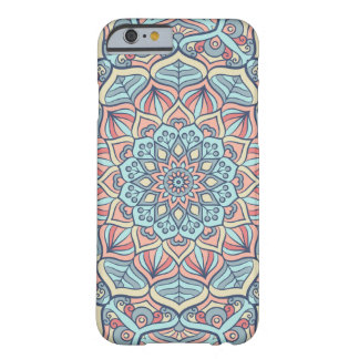 Extravagant Mandala Design Barely There iPhone 6 Case
