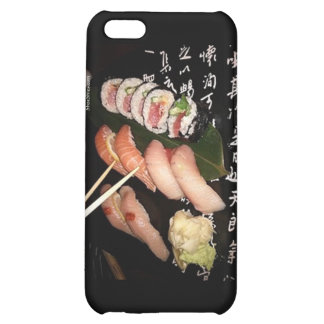 Extravagant Sushi by Rick London Designs Case For iPhone 5C