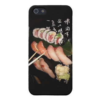 Extravagant Sushi by Rick London Designs iPhone 5 Case