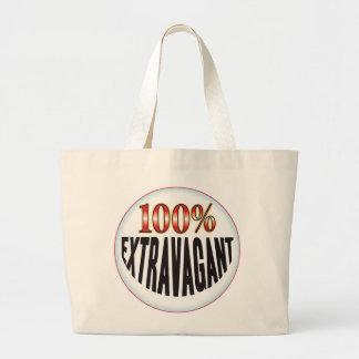 Extravagant Tag Tote Bag