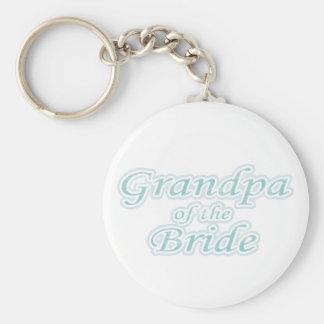 Extravaganza Grandpa of Bride Keychain