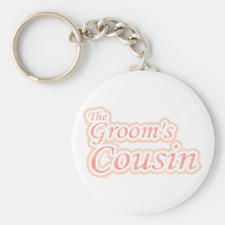 Extravaganza Groom s Cousin Melon Keychain