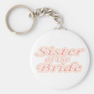 Extravaganza Sister of Bride Key Chains