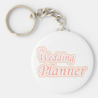 Extravaganza Wedding Planner Basic Round Button Key Ring