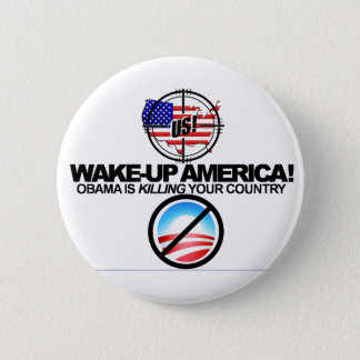 Extreme Anti Obama Jokes Button 01