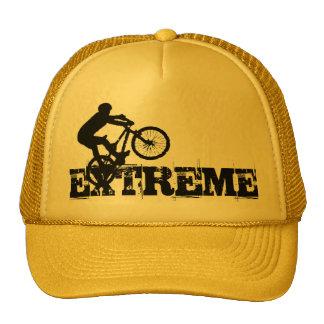 Extreme Biking Trucker Hat!! Cap
