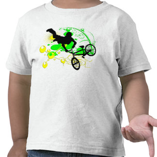 Extreme Biking Tshirts
