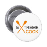 Extreme Cook Anstecknadel