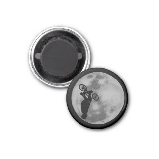 Extreme Cycling 3 Cm Round Magnet