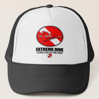 Extreme Dive (Cave Diver) Trucker Hat