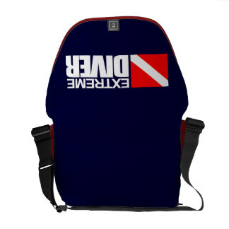 Extreme Diver 4 Commuter Bags