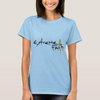 Extreme Faith - Religion Christian Icon T-Shirt