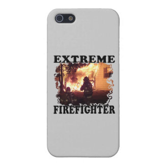 Extreme Firefighter iPhone 5/5S Covers