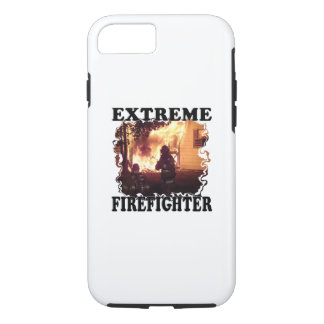 Extreme Firefighter iPhone 7 Case