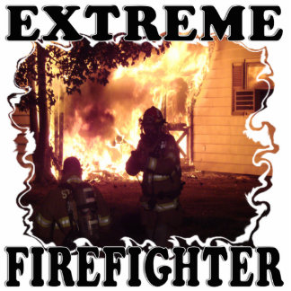 Extreme Firefighter Cut Out