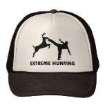 Extreme Hunting Deer Karate Kick Cap