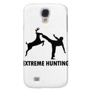 Extreme Hunting Deer Karate Kick Samsung Galaxy S4 Covers