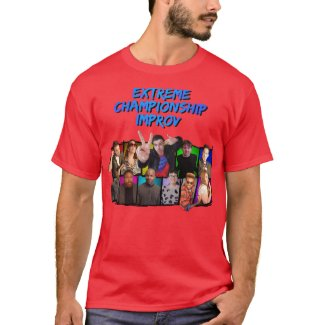 Extreme Improv Cast Grid T Shirt