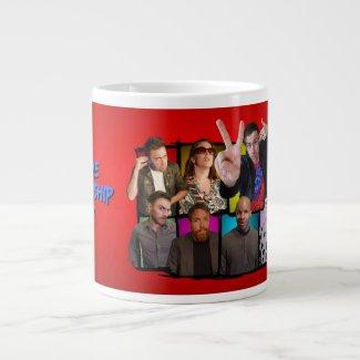 Extreme Improv Cast Mug