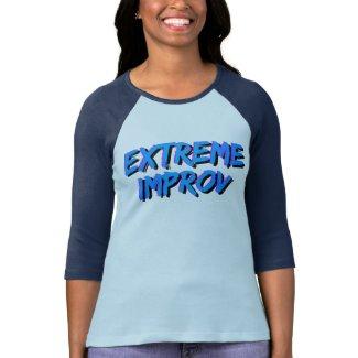 Extreme Improv Logo Womens Shirt