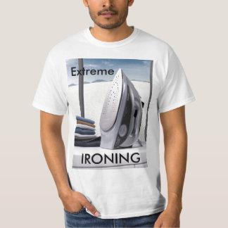 Extreme Ironing Tee Shirts
