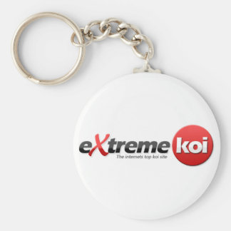 Extreme Koi Key Chain