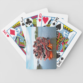 Extreme Makeover Bicycle Playing Cards