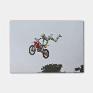 Extreme Motocross Post-it® Notes