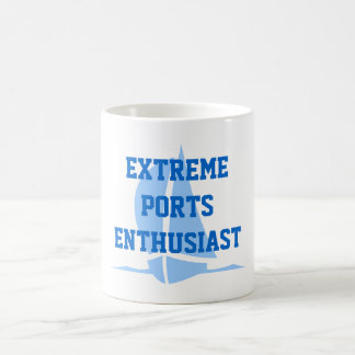 Extreme Ports Enthusiast Coffee Mug