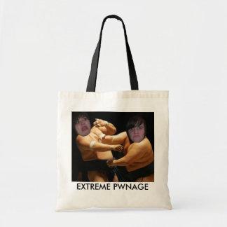 Extreme Pwnage Tote Bag