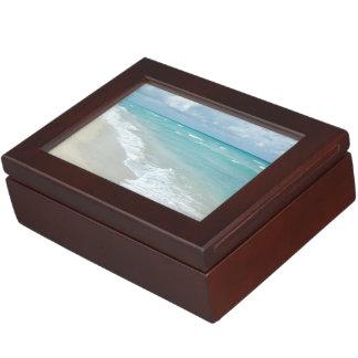 Extreme Relaxation Beach View Keepsake Box