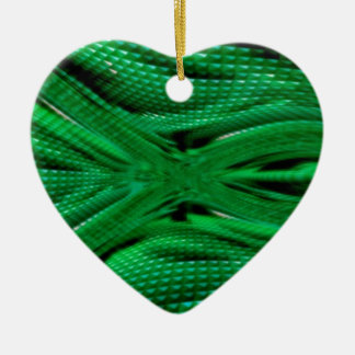 extreme reptile.jpg ceramic heart decoration