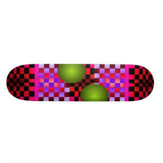 Extreme Skateboard Optical Illusion E CricketDiane