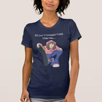 Extreme Skater Girl T-Shirt