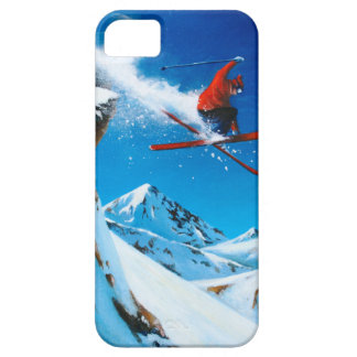 Extreme Skiing iPhone 5 Covers
