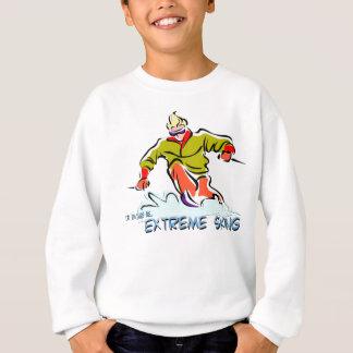 Extreme Skiing Sweatshirt
