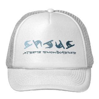 Extreme Snowboarding Hat