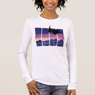 Extreme Snowboarding Long Sleeve T-Shirt