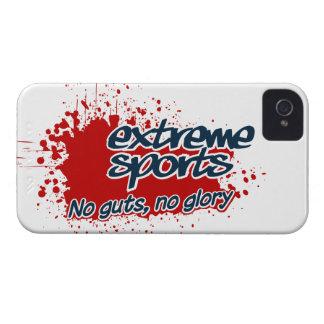 Extreme Sports Blackberry Bold case