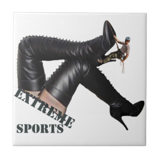 Extreme Sports - BOOT Climbing Tile