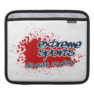 EXTREME SPORTS custom laptop / iPad sleeve