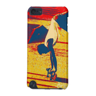 Extreme Sports Freestyle Skateboard Trick iPod Touch (5th Generation) Cover