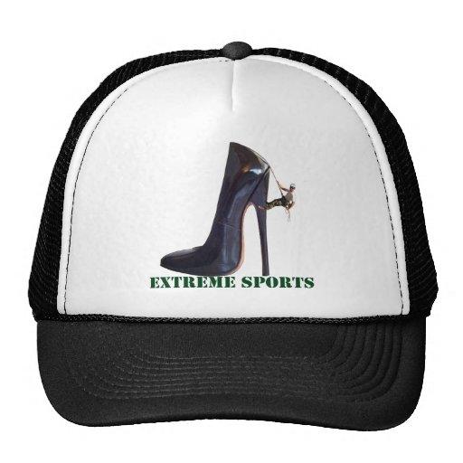 Extreme Sports - Stiletto Climbing Trucker Hat