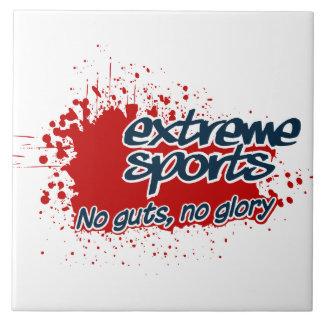 Extreme Sports tile, customizable Tile
