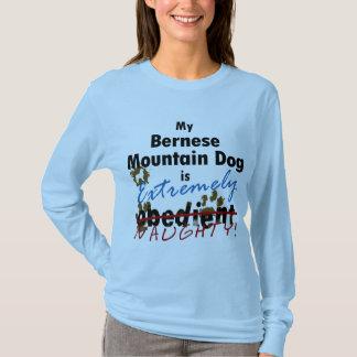 Extremely Naughty Bernese Mountain Dog T-Shirt