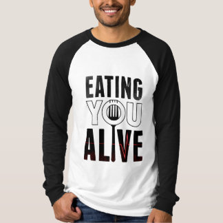 EYA logo - Long Sleeve T-Shirt